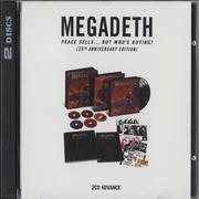 Click here for more info about 'Megadeth - Peace Sells... But Who's Buying'