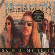 Click here for more info about 'Megadeth - Skin O' My Teeth + Game Board Poster'