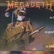 Click here for more info about 'Megadeth - So Far, So Good...So What!'