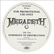 Click here for more info about 'Megadeth - Symphony Of Destruction'
