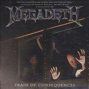 Click here for more info about 'Megadeth - Train Of Consequences'