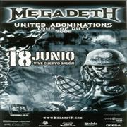 Click here for more info about 'United Abominations Tour Of Duty 2008'