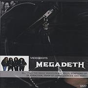 Click here for more info about 'Megadeth - Video Hits'