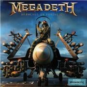 Megadeth Warheads On Foreheads - 180 Gram -  Sealed UK vinyl box set