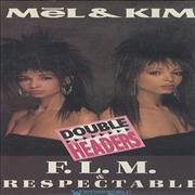 Click here for more info about 'Mel & Kim - Double Headers'