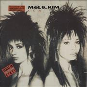 Click here for more info about 'Mel & Kim - F.L.M. - White Vinyl'