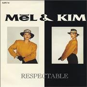 Click here for more info about 'Mel & Kim - Respectable'
