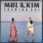 Click here for more info about 'Mel & Kim - Showing Out - 2nd'