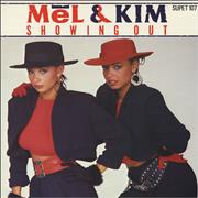 Click here for more info about 'Mel & Kim - Showing Out - Hats Sleeve'