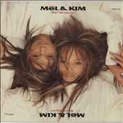 Click here for more info about 'Mel & Kim - That's The Way It Is'