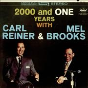 Click here for more info about 'Mel Brooks - 2000 And One Years With Reiner & Brooks'