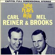 Click here for more info about 'Mel Brooks - 2000 Years With Carl Reiner & Mel Brooks'