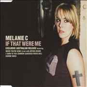 Click here for more info about 'Melanie C - If That Were Me - Sealed'