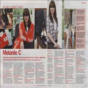 Click here for more info about 'Melanie C - Sunday Express Magazine'