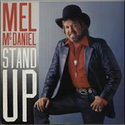 Click here for more info about 'Mel McDaniel - Stand Up'