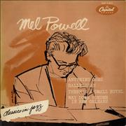 "Mel Powell Classics In Jazz - Part 1 UK 7"" vinyl"
