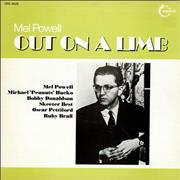 Mel Powell Out On A Limb UK vinyl LP