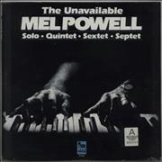 Click here for more info about 'Mel Powell - The Unavailable - Sealed'
