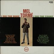 Click here for more info about 'Mel Tormé - I Dig The Duke / I Dig The Count'