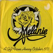 Click here for more info about 'Melanie - A Gift From Honey, October 1973'