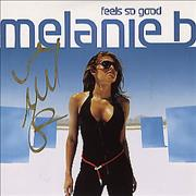 Click here for more info about 'Melanie B - Feels So Good - Autographed'