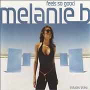 Melanie B Feels So Good UK CD single