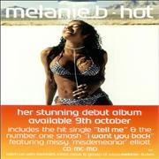 Melanie B Hot UK poster Promo