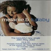 Click here for more info about 'Melanie B - Lullaby'