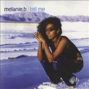 Melanie B Tell Me UK CD single Promo