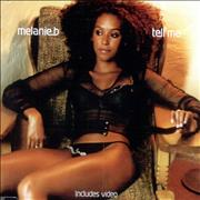 Melanie B Tell Me UK CD single