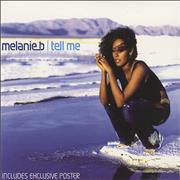 Melanie B Tell Me UK 2-CD single set