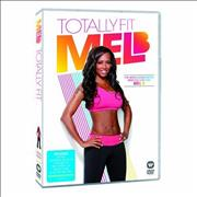 Melanie B Totally Fit UK DVD