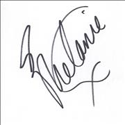 Click here for more info about 'Melanie C - Autograph'