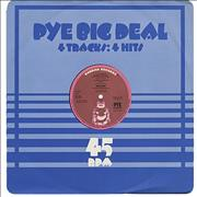 Click here for more info about 'Melanie - Pye Big Deal EP'