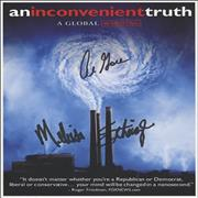 Click here for more info about 'Melissa Etheridge - An Inconvenient Truth - Autographed'