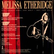 Click here for more info about 'Melissa Etheridge - Chrome Plated Heart'