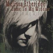 Click here for more info about 'Melissa Etheridge - Come To My Window'