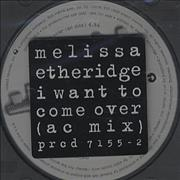 Click here for more info about 'Melissa Etheridge - I Want To Cover Over - Ac Mix'
