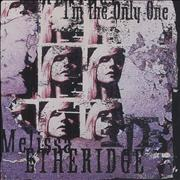 Click here for more info about 'Melissa Etheridge - I'm The Only One'