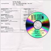 Click here for more info about 'Melissa Etheridge - In The Studio - Yes I Am'