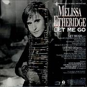 Click here for more info about 'Melissa Etheridge - Let Me Go'