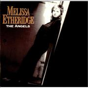"Melissa Etheridge The Angels UK 7"" vinyl"