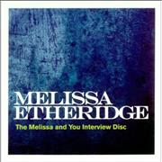 Click here for more info about 'Melissa Etheridge - The Melissa And You Interview Disc'