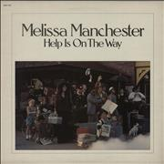 Click here for more info about 'Melissa Manchester - Help Is On The Way'
