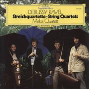 Click here for more info about 'Debussy / Ravel: String Quartets'