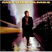 Melvin James The Passenger USA vinyl LP
