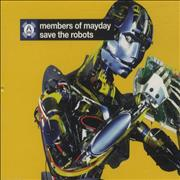 Click here for more info about 'Members Of Mayday - Save The Robots'