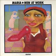 Click here for more info about 'Men At Work - Maria'