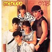 Menudo Ayer Y Hoy Mexico vinyl LP