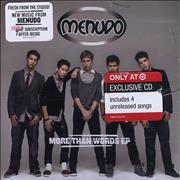 Click here for more info about 'Menudo - More Than Words EP'